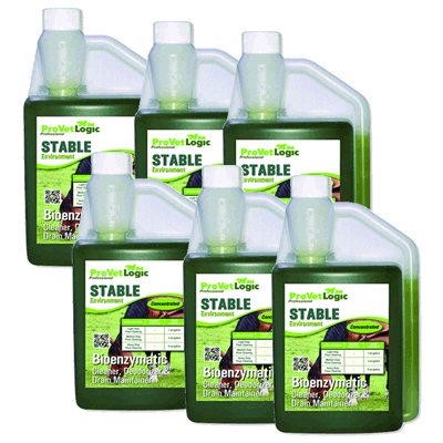 STABLE Environment Bioenzymatic Cleaner- 6 Pack