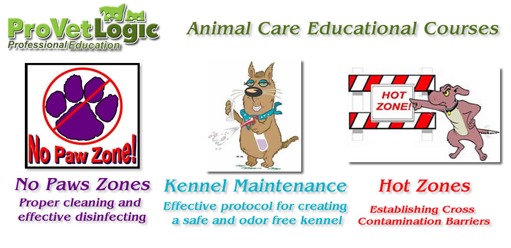 ProVetLogic Animal Care Educational Courses