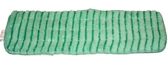 ProMop Microfiber Mat Green