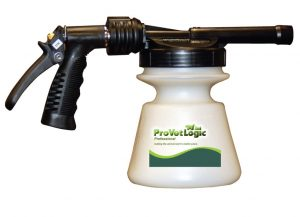 Foam Gun for use with Kennel Care and/or Animal Facility