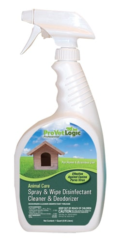 Animal Care Spray N' Wipe