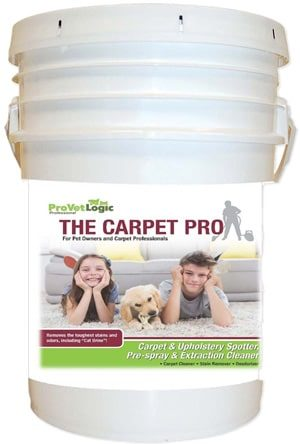 The Carpet Pro Carpet Cleaner 5 Gallons