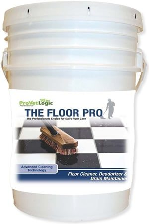 The Floor Pro Cleaner degreaser 5 Gallons