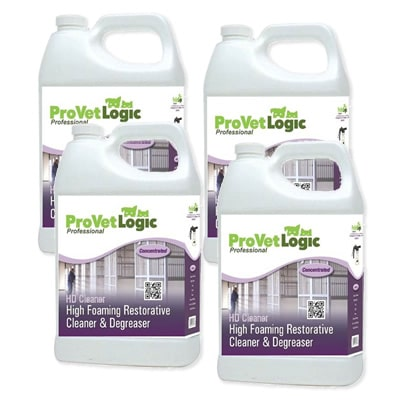 Heavy Duty (HD) Cleaner Degreaser-4-Pack of 1 Gallon Bottles