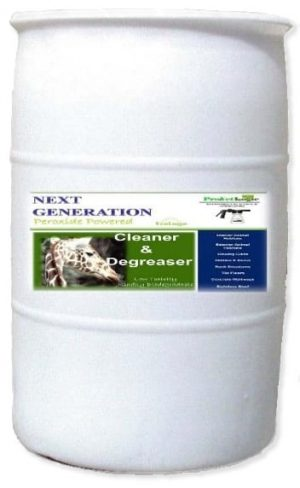 Next Generation Organic Acid Cleaner 55 Gallons