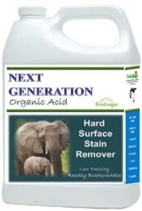 Organic Acid Cleaner