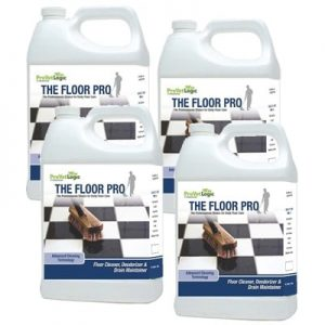 The Floor Pro fllor cleaner 4 pack