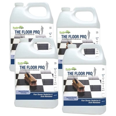 The Floor Pro floor cleaner 4 pack