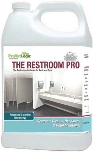 The Restroom Pro restroom cleaners