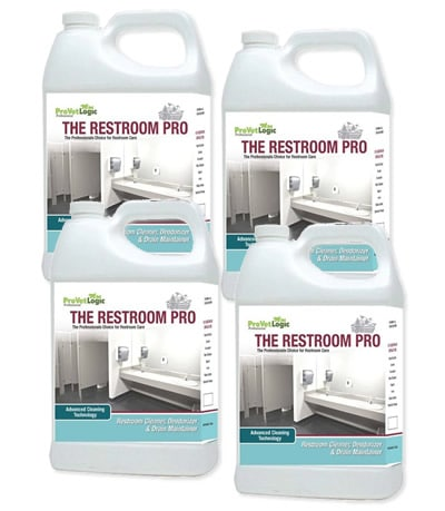 The Restroom Pro Restroom Cleaner