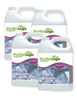 Pet Dish Detergent Four 1 Gallon Containers