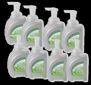 Foaming Ultra Green Hand Soap 8 Bottles