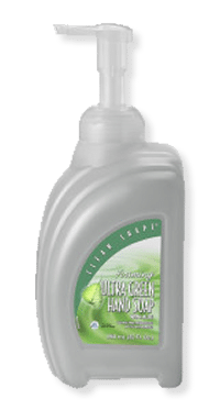 Foaming Ultra Green Allergy Free Hand Soap