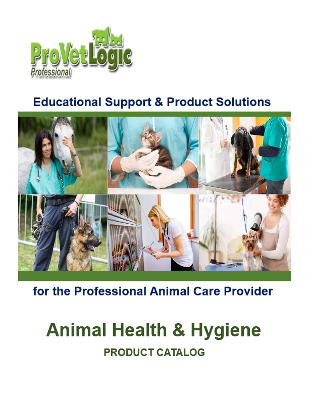 ProVetLogic Catalog - 2018