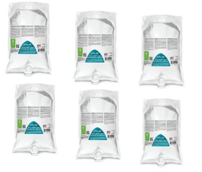 Green Earth Hand Sanitizer 6 Pack