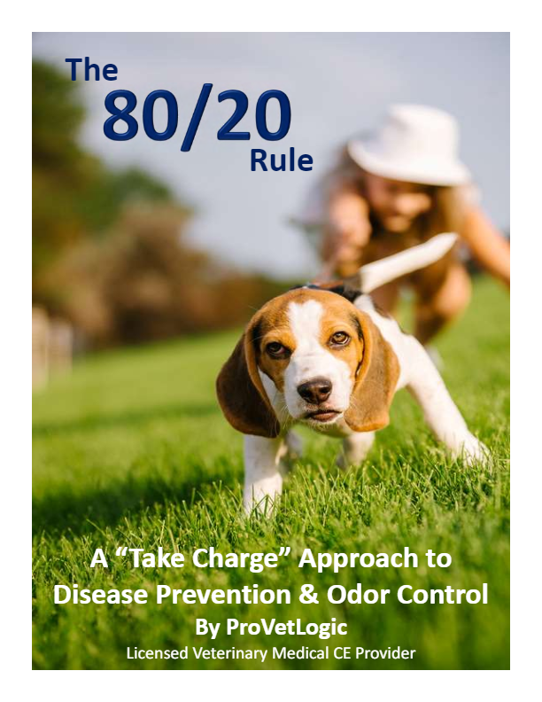 The ProVetLogic 80_20 Rule Manual