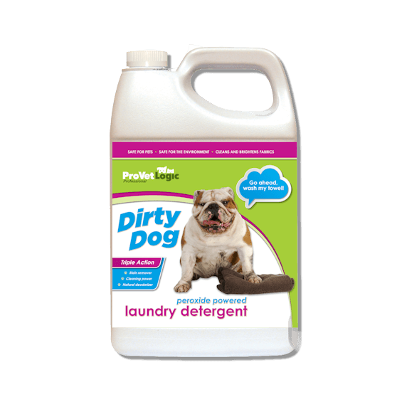 Dirty Dog Laundry Detergent