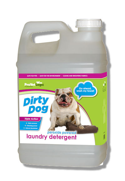 V50 Dirty Dog Laundry Detergent 2.5 Gallon