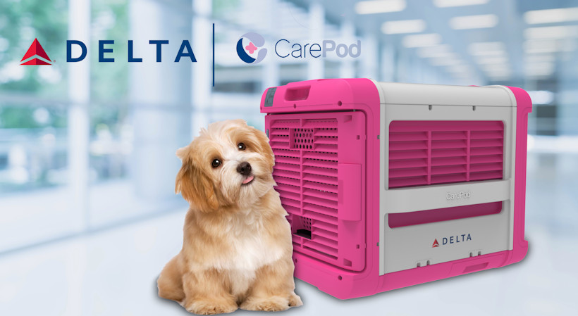 Delta Care Pod Uses ProVEtLogic