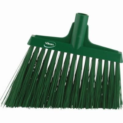 Broom, Angle Cut Green