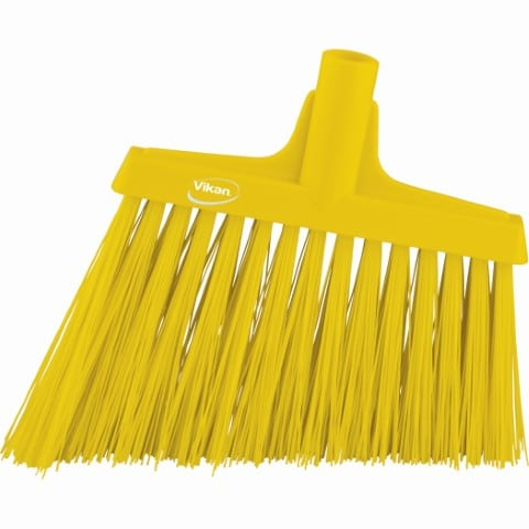 Broom, Angle Cut Yellow