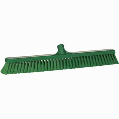 Broom, Push, Soft Bristle 24 inch