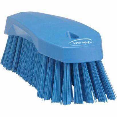 Brush, Hand Scrub, Stiff Bristle Blue