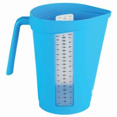 PVL 6000 Measuring Jug Blue