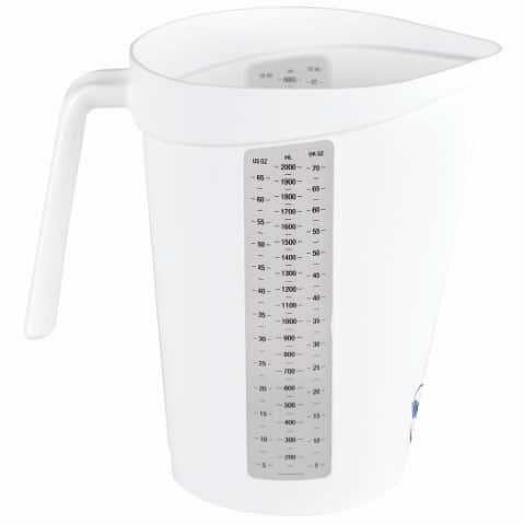 PVL 6000 Measuring Jug White