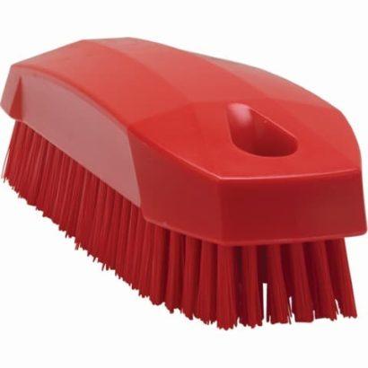 Brush, Nail Red