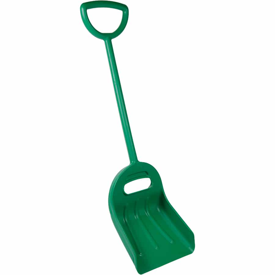 """One-Piece Dual Grip Shovel -14"""" Blade"""