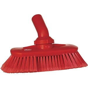 Brush, Angle Adjustable Red
