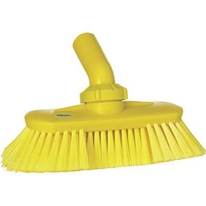 Brush, Angle Adjustable Yellow