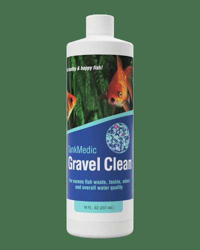 Tank Medic Gravel Clean