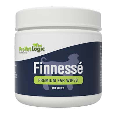 Finnesse' Premium Ear Wipes