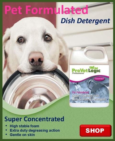 Pet Formulated Dish Detergent