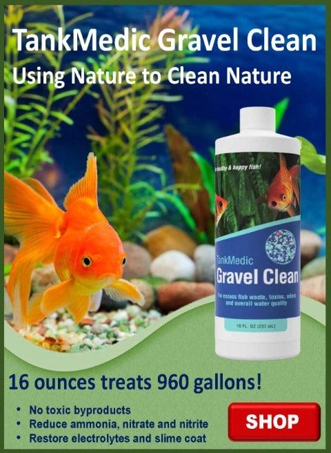TankMedic Gravel Clean