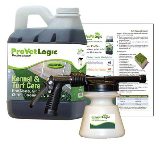 Kennel and Turf Care Half Gallon Kit
