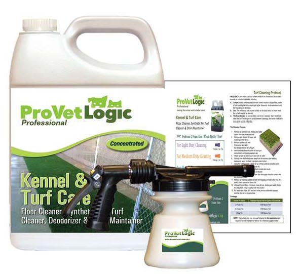 Kennel and Turf Care Kit