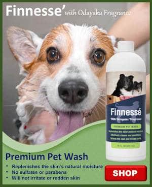 Finnesse Pet Wash Shampoo