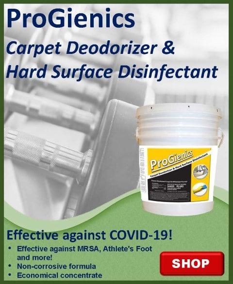Progienics Carpet Deodorizer