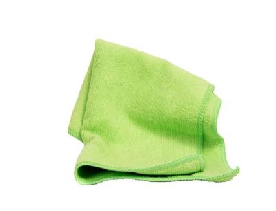 Microfiber Cloth Green