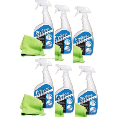 V60 Plexiglass Cleaner 12 Pack
