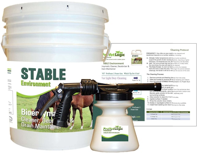 Stable Environment Kit 5 Gallons